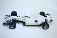 1569 Williams FW26 2004 J P Montoya SCX 61670 2004 Pre Production Sample