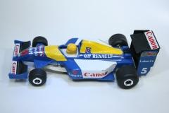 1710 Williams FW14B 1992 N Mansell Polistil 32241 1990-92