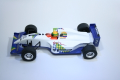 416 Williams FW15C A Senna Scalextric F2214 2000 Boxed