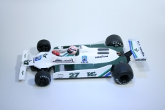 575 Williams FW07 1979 A Jones Fly F01104 2010 Boxed