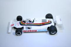 609 Williams FW07 1980 G Lees Fly F01105 2009 Boxed