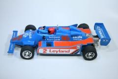 722 Williams FW07 1980 Exin Mex 4068 FW07 1983