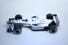 743 Williams FW22 2000 J Button Scalextric C2265A  2000 Boxed