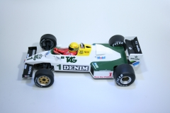 775 Williams FW08C 1983 A Senna Fly W40101 2014 Boxed