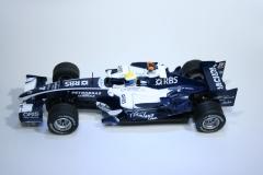 787 Williams FW30 2008 N Rosberg Scx 6288 2008 Boxed