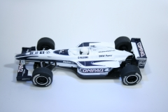802 Williams FW22 2000 J Button Scalextric C2265WAV 2000 Boxed