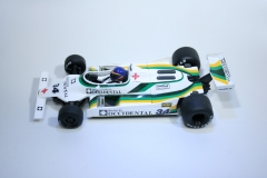 846 Williams FW07 1980 E De Villota Fly F01102 2009 Boxed