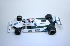 848 Williams FW07 1979 C Regazzoni Fly F01101 2009 Boxed