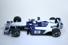 949 Williams FW25 2003 R Schumacher Scalextric C2418 2003 Boxed